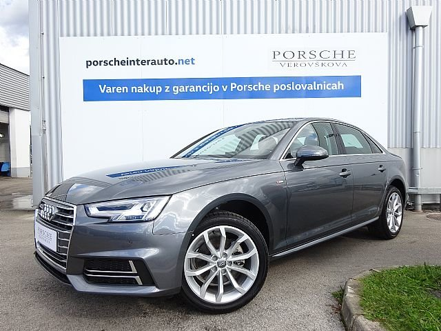 Audi A4 2.0 TDI S line Limited Edition