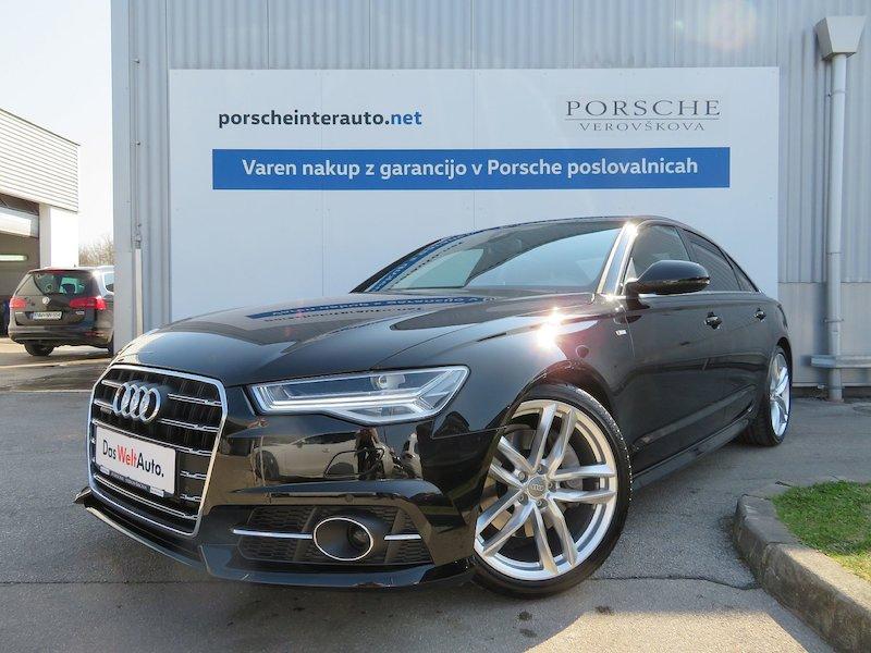 Audi A6 3.0 TDI quattro S-line S tronic zračno vzmetenje