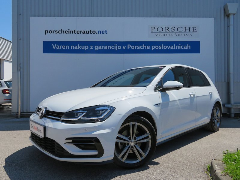 Volkswagen Golf 2.0 TDI BMT R-Line Edition DSG