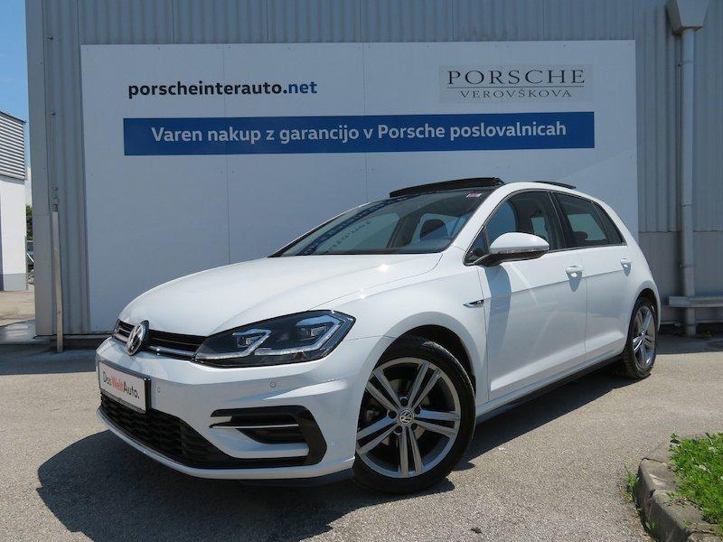 Volkswagen Golf 1.0 TSI BMT R-Line Edition