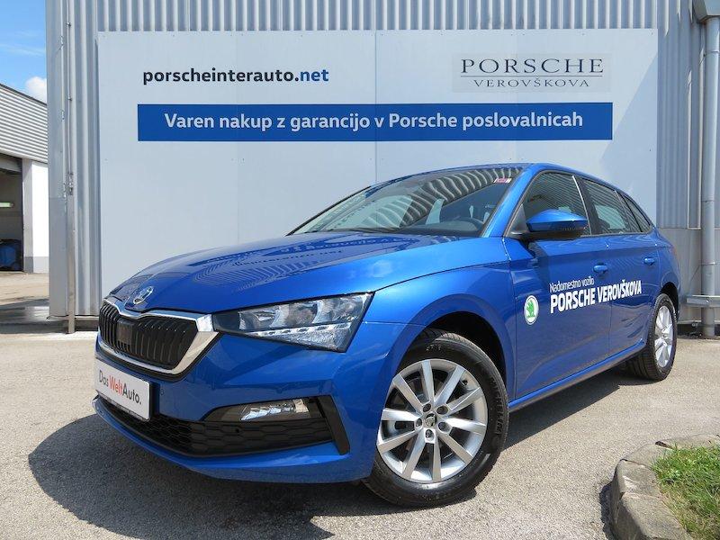 Škoda Scala Ambition 1.0 TSI