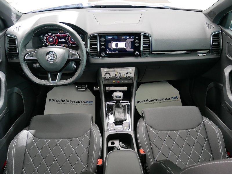 Škoda Karoq 1.5 TSI ACT Sportline DSG11