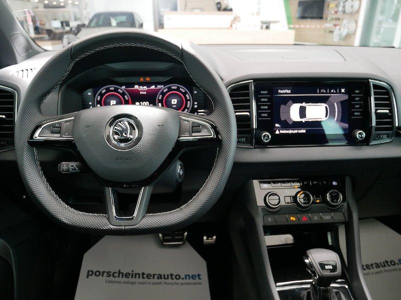 Škoda Karoq 1.5 TSI ACT Sportline DSG12