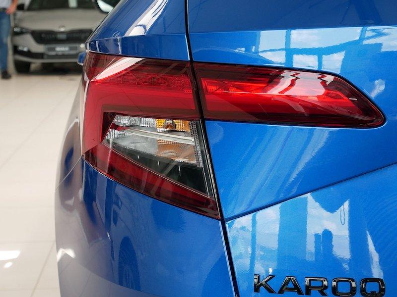 Škoda Karoq 1.5 TSI ACT Sportline DSG18