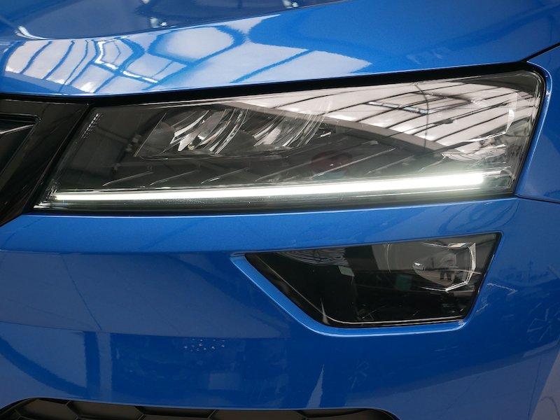 Škoda Karoq 1.5 TSI ACT Sportline DSG19