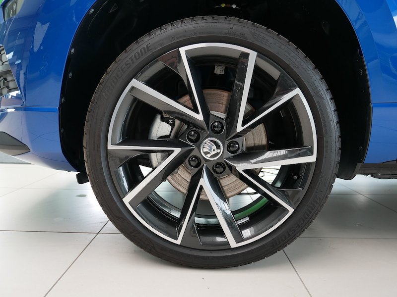 Škoda Karoq 1.5 TSI ACT Sportline DSG6