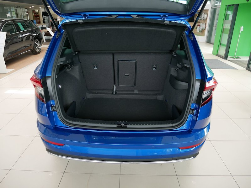 Škoda Karoq 1.5 TSI ACT Sportline DSG7