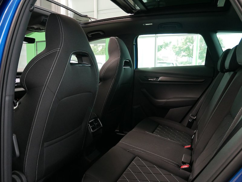 Škoda Karoq 1.5 TSI ACT Sportline DSG10