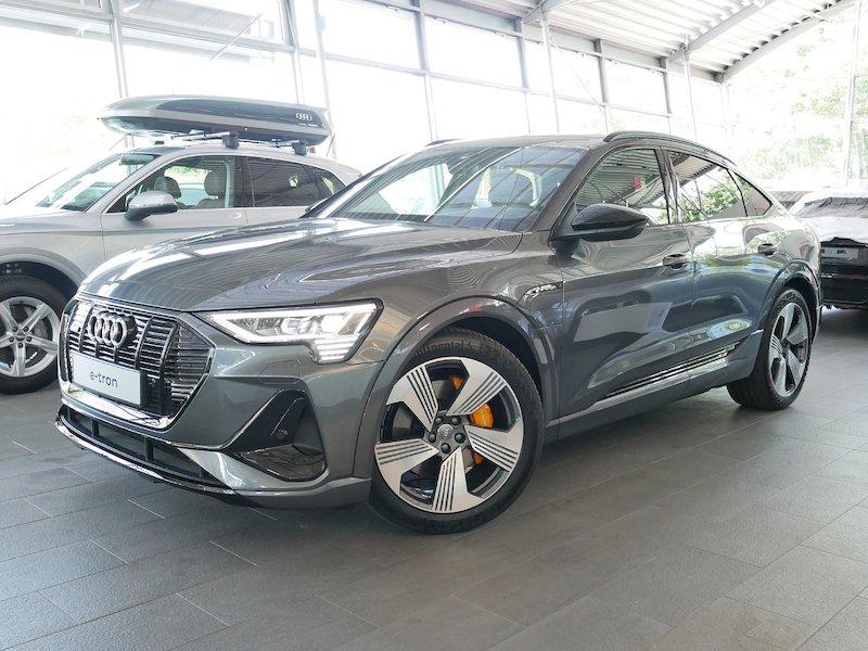 Audi e-tron e-tron Sportback 55 quattro S line