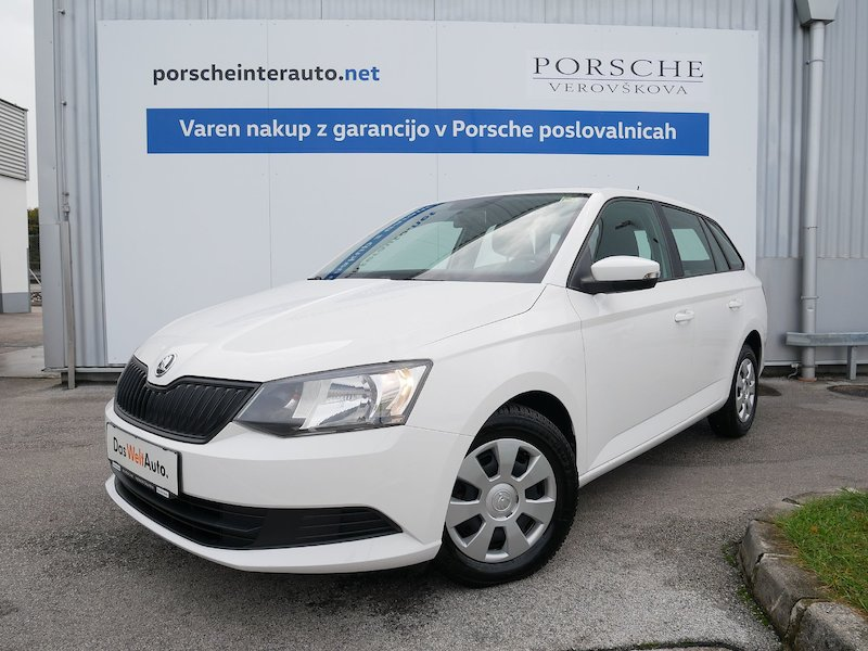 Škoda Fabia Combi 1.4 TDI Ambition