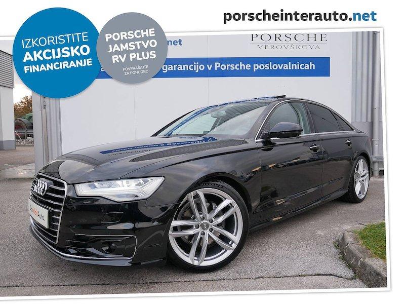 Audi A6 2.0 TDI ultra Business S tronic - ZRAČNO VZMETENJE