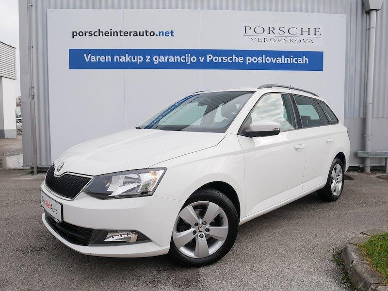 Škoda Fabia Combi 1.4 TDI Ambition - SLOVENSKO VOZILO