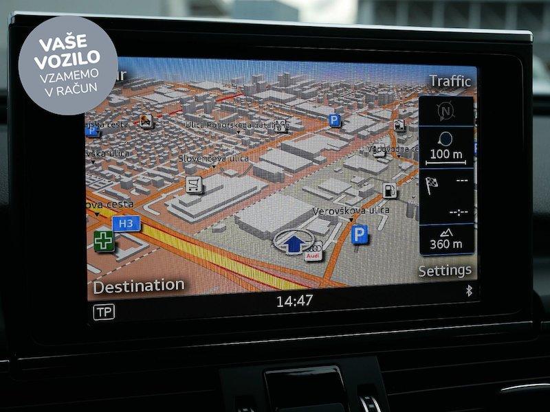 Audi A6 Avant 3.0 TDI quattro Competition Tiptronic15