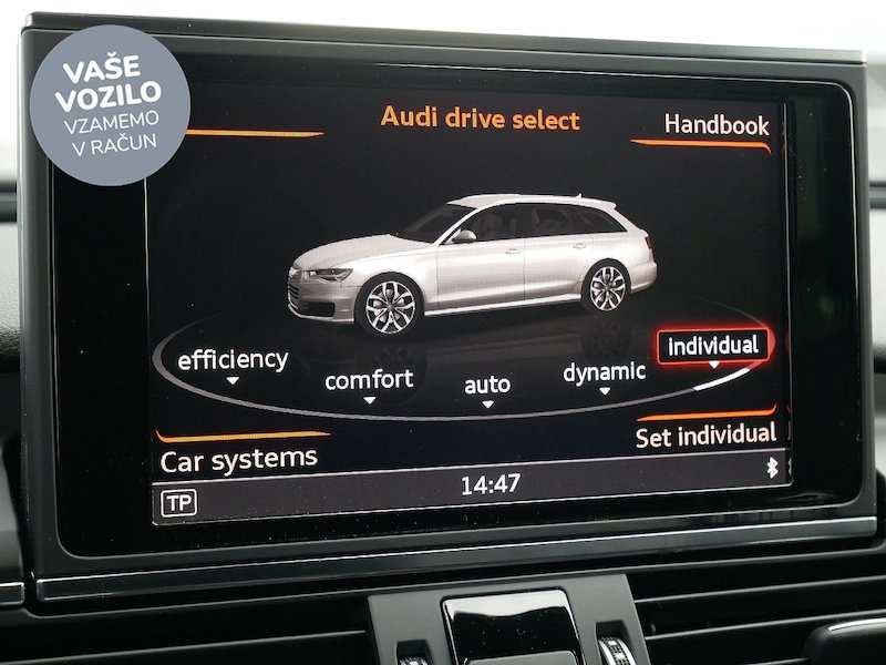 Audi A6 Avant 3.0 TDI quattro Competition Tiptronic16