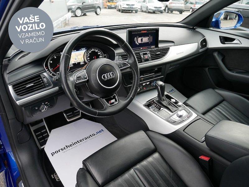 Audi A6 Avant 3.0 TDI quattro Competition Tiptronic10