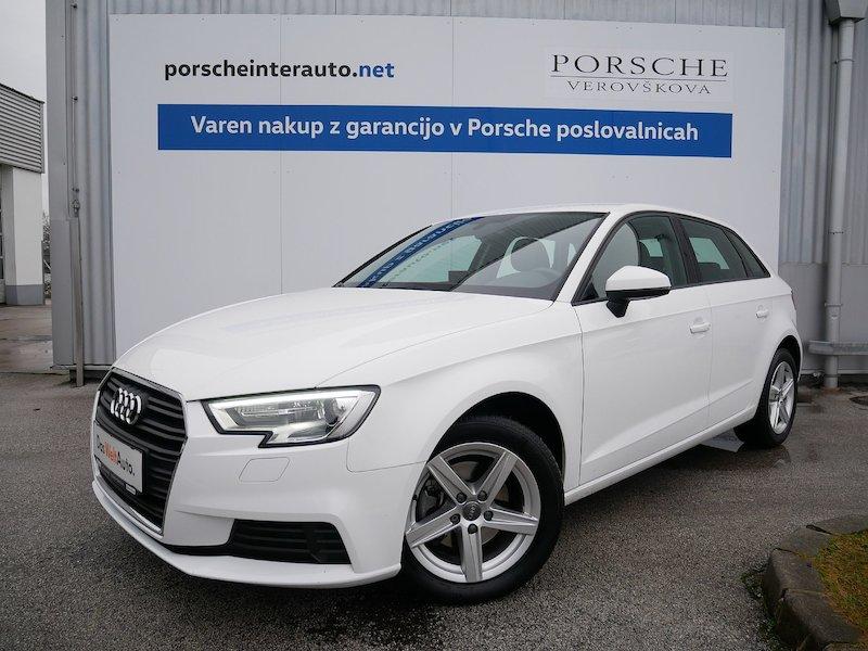 Audi A3 Sportback 1.6 TDI - SLOVENSKO VOZILO