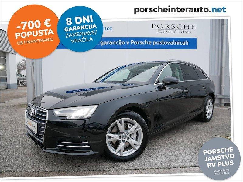 Audi A4 Avant quattro 2.0 TDI Sport S tronic - SLO1