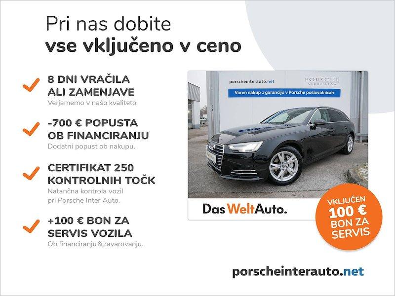 Audi A4 Avant quattro 2.0 TDI Sport S tronic - SLO2