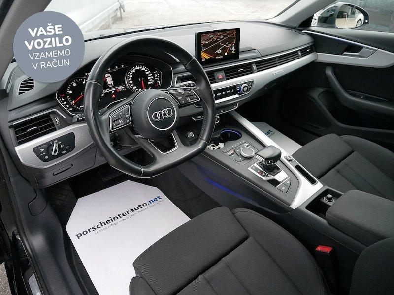 Audi A4 Avant quattro 2.0 TDI Sport S tronic - SLO11