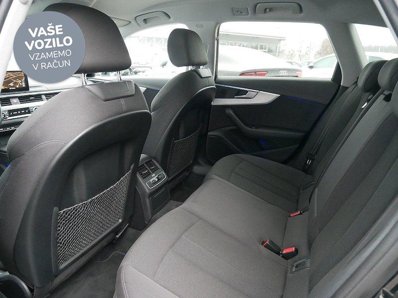 Audi A4 Avant quattro 2.0 TDI Sport S tronic - SLO12