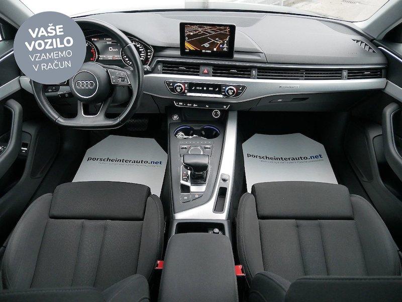 Audi A4 Avant quattro 2.0 TDI Sport S tronic - SLO13