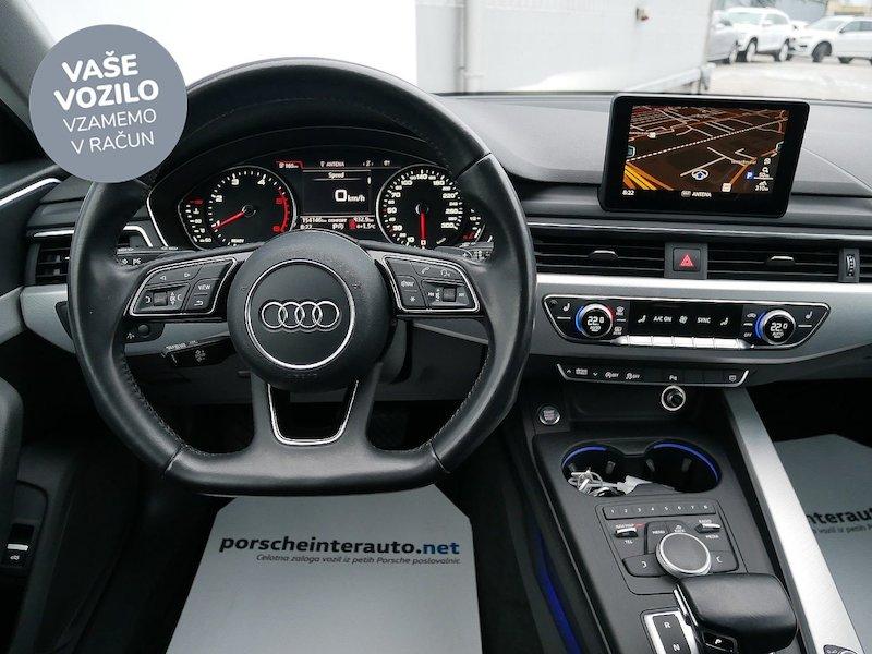 Audi A4 Avant quattro 2.0 TDI Sport S tronic - SLO14