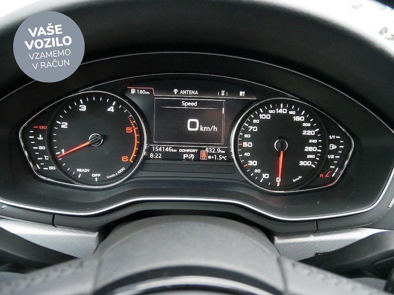 Audi A4 Avant quattro 2.0 TDI Sport S tronic - SLO15