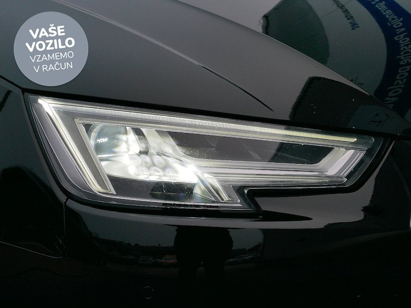 Audi A4 Avant quattro 2.0 TDI Sport S tronic - SLO19