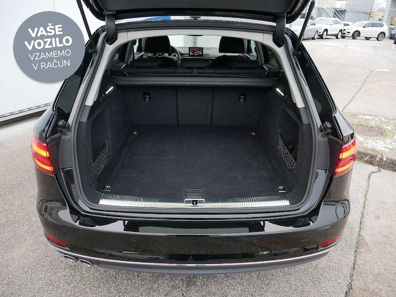 Audi A4 Avant quattro 2.0 TDI Sport S tronic - SLO10