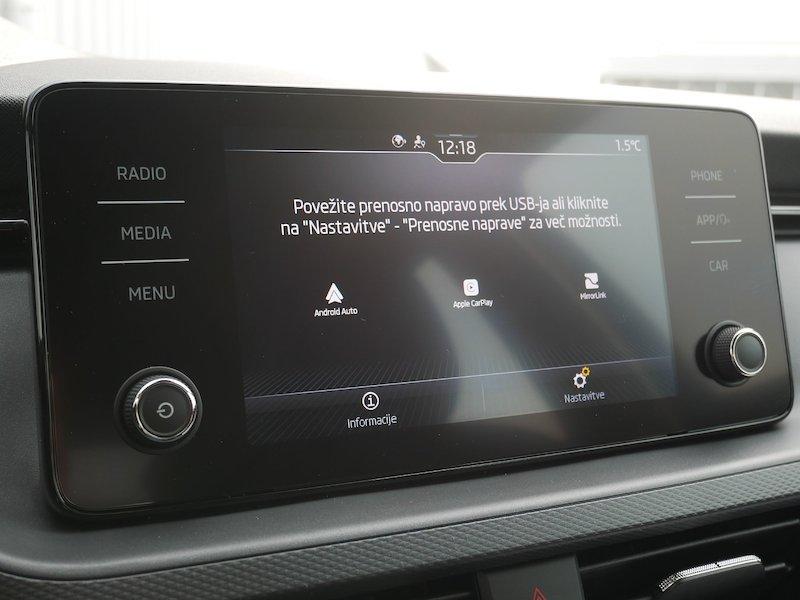 Škoda Kamiq 1.0 TSI Ambition - SLOVENSKO VOZILO20