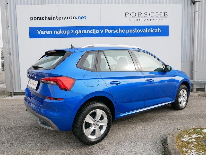 Škoda Kamiq 1.0 TSI Ambition - SLOVENSKO VOZILO4