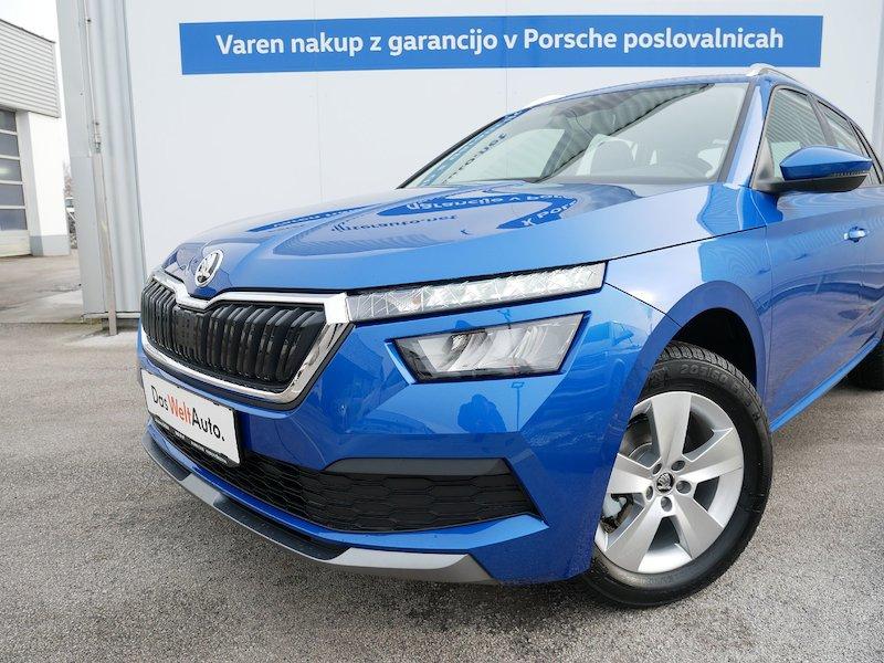 Škoda Kamiq 1.0 TSI Ambition - SLOVENSKO VOZILO5