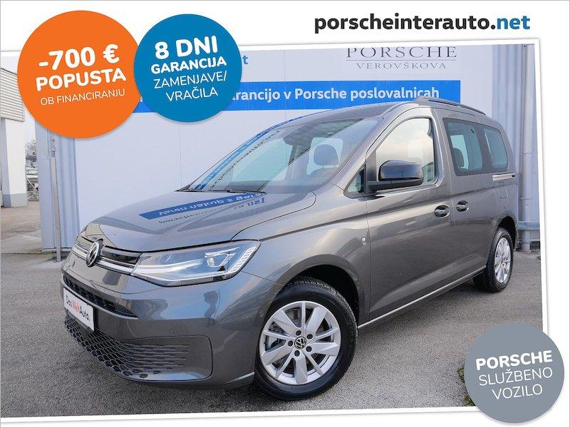 Volkswagen Caddy 5 Life 2.0 TDI - SLOVENSKO VOZILO1