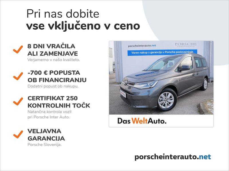 Volkswagen Caddy 5 Life 2.0 TDI - SLOVENSKO VOZILO2