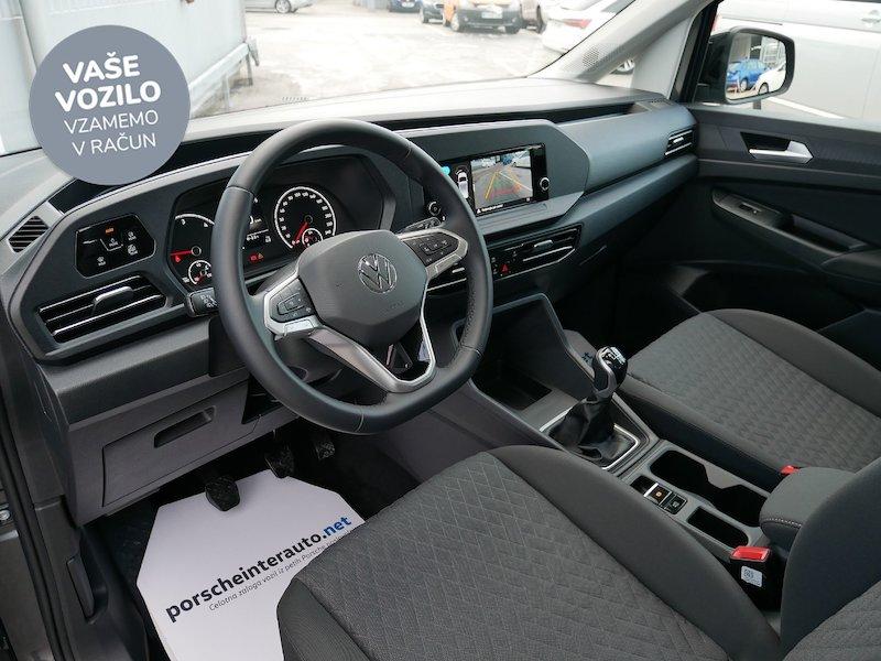 Volkswagen Caddy 5 Life 2.0 TDI - SLOVENSKO VOZILO11