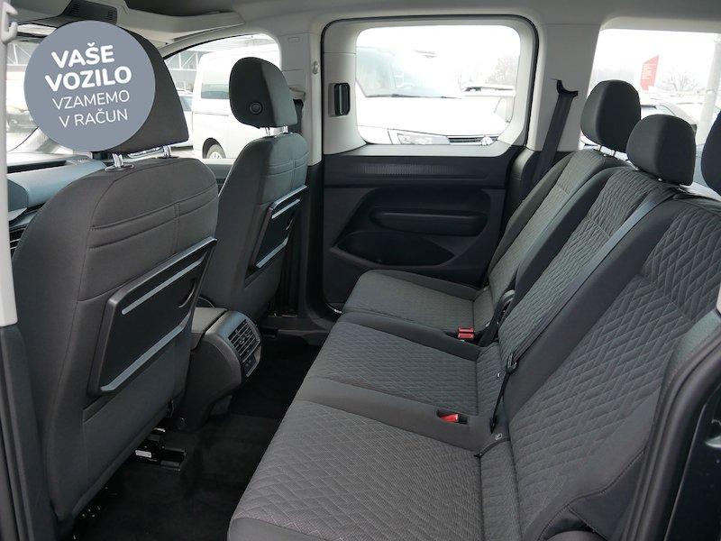 Volkswagen Caddy 5 Life 2.0 TDI - SLOVENSKO VOZILO12
