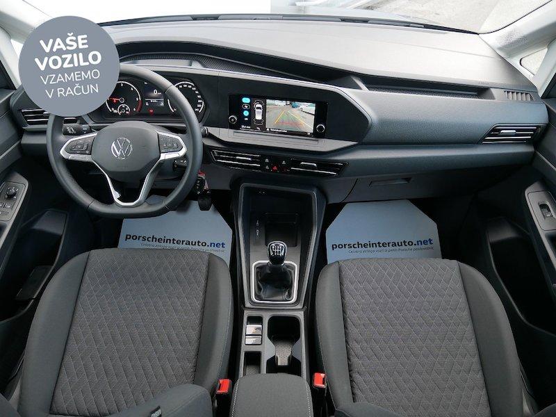 Volkswagen Caddy 5 Life 2.0 TDI - SLOVENSKO VOZILO13