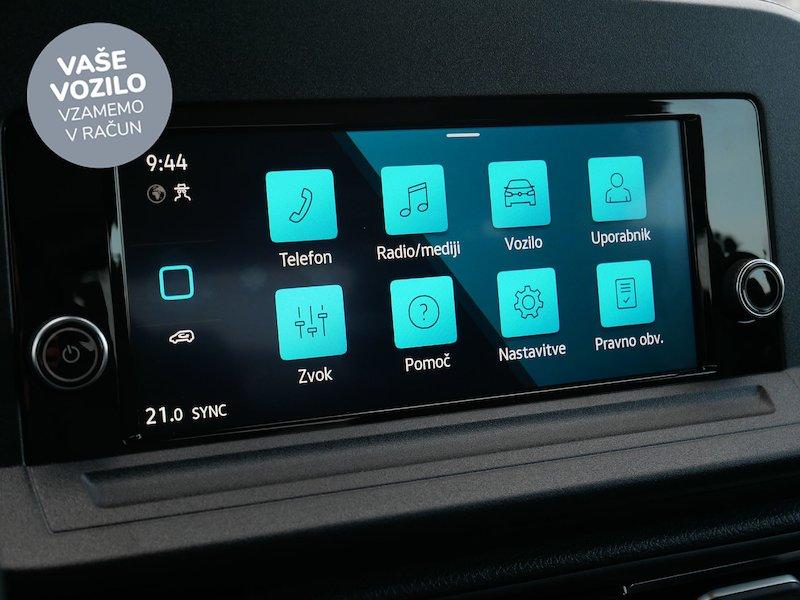 Volkswagen Caddy 5 Life 2.0 TDI - SLOVENSKO VOZILO16