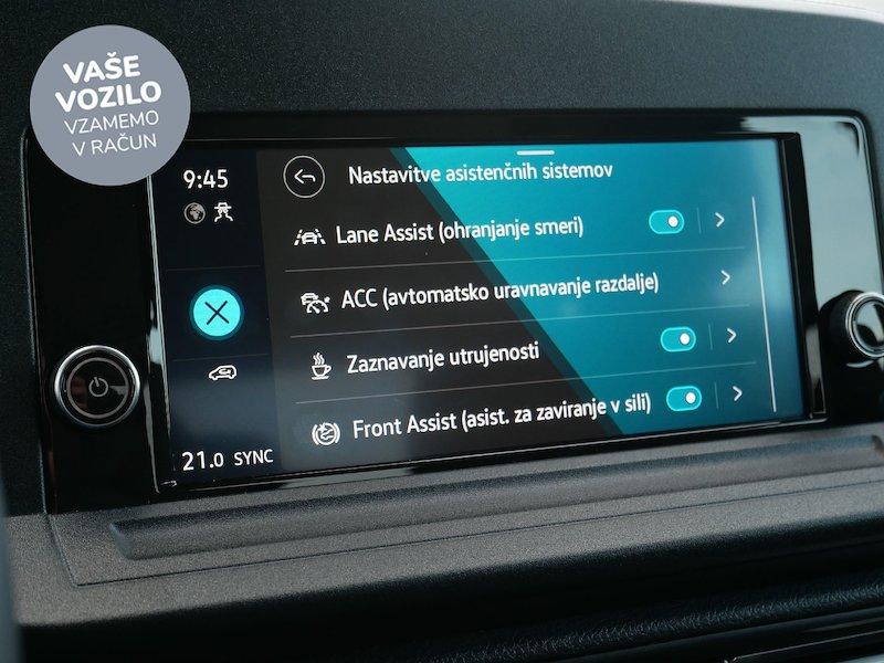 Volkswagen Caddy 5 Life 2.0 TDI - SLOVENSKO VOZILO17