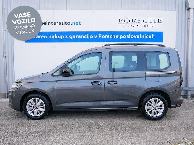 Volkswagen Caddy 5 Life 2.0 TDI - SLOVENSKO VOZILO4
