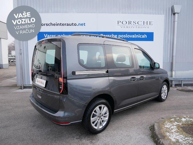 Volkswagen Caddy 5 Life 2.0 TDI - SLOVENSKO VOZILO5