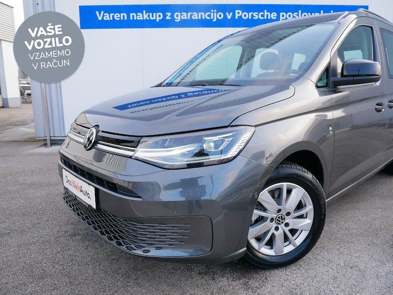 Volkswagen Caddy 5 Life 2.0 TDI - SLOVENSKO VOZILO6