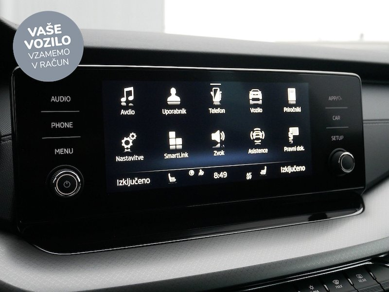Škoda Octavia Combi 2.0 TDI Ambition - SLOVENSKO VOZILO16