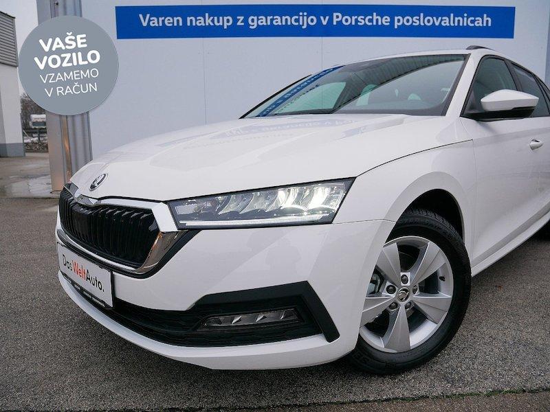 Škoda Octavia Combi 2.0 TDI Ambition - SLOVENSKO VOZILO6