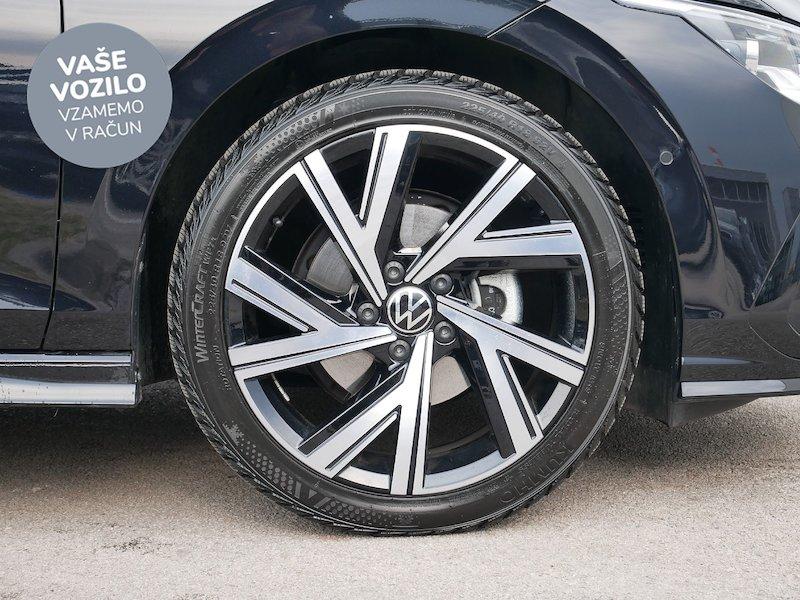Volkswagen Golf 1.5 eTSI ACT R-Line DSG - NOVI MODEL - SLO7