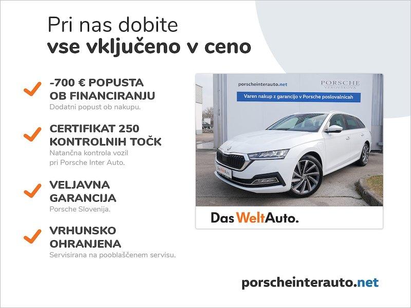 Škoda Octavia Combi Style iV 1.4 TSI DSG - NOVI MODEL2