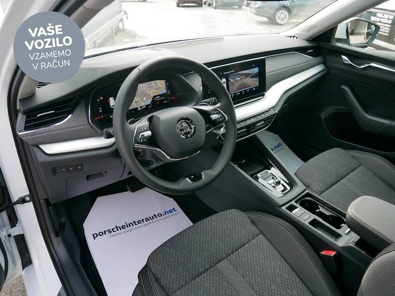 Škoda Octavia Combi Style iV 1.4 TSI DSG - NOVI MODEL11