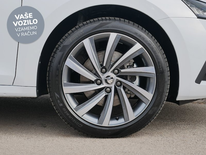 Škoda Octavia Combi Style iV 1.4 TSI DSG - NOVI MODEL7