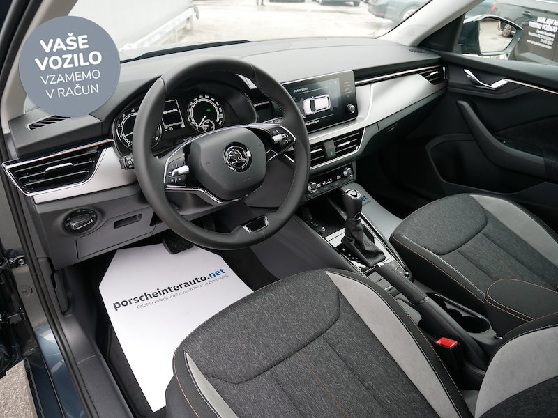 Škoda Kamiq 1.0 TSI Style DSG - SLOVENSKO VOZILO11