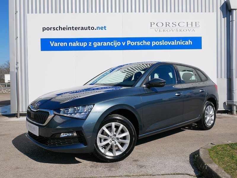 Škoda Scala 1.0 TSI Ambition